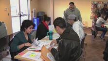 Esta organización ofrece ayuda a los residentes permanentes en Texas que quieren solicitar su ciudadanía