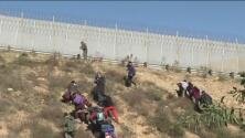 EEUU establece una nueva y peligrosa medida para los solicitantes de asilo en El Paso, Texas