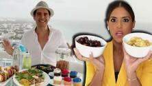 ¿Qué sí y qué no debo comer? Los tips saludables de Alejandro Chabán para cuidar tu peso en el fin de semana largo