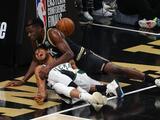 Lesión de Giannis influye en victoria de Atlanta sobre Milwaukee