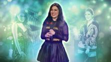 Fátima Poggi: la aspirante de NBL que podría ganar Reina de la Canción