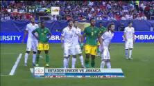 Reggae Boys bailaron a Estados Unidos