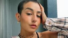 Sin cabello y sin implantes de seno: Romina Marcos aclara por qué cambió tan radicalmente de look