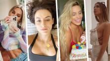'Taco de ojo' de viernes:  Marimar Vega, Irina Baeva, Lele Pons y Sara Kohan presumen sus cuerpazos (pero El Rolis no se queda atrás)