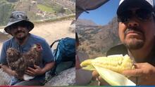 En video, El Feo y La Gallina Vidente nos muestran cómo fue su recorrido por Perú