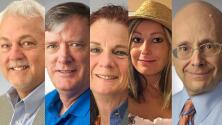 Las víctimas de tiroteo en el diario The Capital Gazette en Annapolis