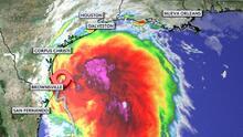 Tormenta Nicholas podría dejar lluvias torrenciales y grandes inundaciones en Texas y Louisiana