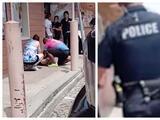 """""""La gente se echó al piso"""": Capta en video momento en que hombre armado entra a restaurante mexicano en Austin"""