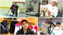 La doble vida de Mónica Rentería: gran portera de hockey y especialista en repostería