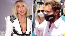 Laura Bozzo deberá indemnizar a Gabriel Soto e Irina Baeva tras perder la demanda por daño moral