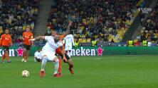 Ya es goleada... Rodrygo pone el 4-0 del Real Madrid en Ucrania