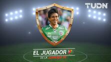 ¡Goleador Esmeralda! JJ Macías es la Figura de la Jornada 5
