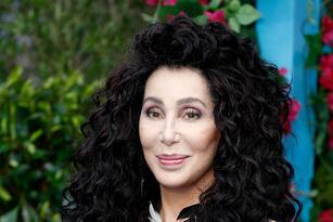 """LONDON, ENGLAND - JULY 16: Cher attends the UK Premiere of """"Mamma Mia! Here We Go Again"""" at Eventim Apollo on July 16, 2018 in London, England. (Photo by John Phillips/Getty Images)"""