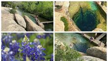 Este parque de Texas esconde una cueva subterránea y un lago con agua cristalina