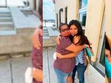 Madre logra reunirse con su hija tras ser secuestrada hace 14 años, cuando era una niña de 6 años de edad