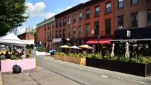 Comunidad de Upper West Side denuncia verse afectada por el programa 'Restaurantes al aire libre'