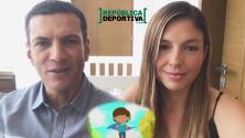Jaime Lozano y esposa Catalina hablan del cortometraje que va por los Oscar