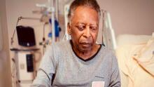 Pelé abandona el hospital tras casi un mes