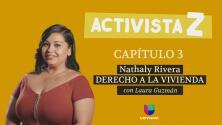 Esta hispana pasó de vivir en su auto a luchar por el derecho a la vivienda para otros