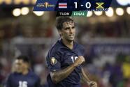 Jamaica pierde ante Costa Rica y los 'reggae boys' van ante el Team USA