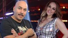 """""""A ver si lo deja la producción"""": Rosie Rivera espera que Lupillo Rivera baile en MQB"""