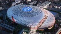 Clippers inician construcción del Intuit Dome, su nuevo estadio