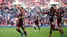 Leicester City hace historia y levanta la primer FA Cup de su historia