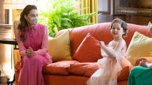 """Kate Middleton cumple la promesa que le hizo a una niña con cáncer y se viste de rosa como """"princesa"""""""