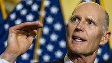 """""""Tenemos que proteger nuestra frontera"""": senador Rick Scott tras fallo de la Corte Suprema sobre beneficiarios del TPS"""