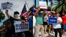 """""""Son un grupo diverso de electores"""": así se comportó el voto hispano durante las elecciones en los estados claves"""