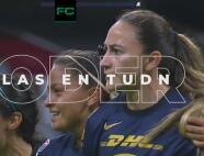 ¡Triple emoción! Ellas en TUDN, una forma distinta de vivir el futbol