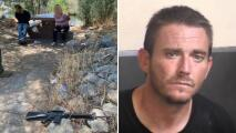Arrestan a hombre que supuestamente quería vender un fusil M16 en Fresno