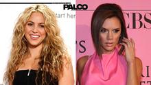 Shakira, ¿mejor que Victoria Beckham?