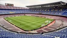 Proponen tirar el Camp Nou y construir nuevo estadio