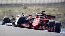 Ferrari dominó las Prácticas Libres, Checo quedó en el lugar 12