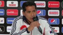 Marco Fabián sufre de esguince en la rodilla derecha