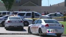 """""""Me arruinaron la vida"""", gritó el autor de un tiroteo que dejó dos muertos"""