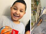 Su hijo pasó 15 días en cuidados intensivos y ahora advierte sobre gravedad del Covid-19 en niños