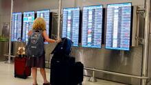 Aeropuertos en el sur de Florida también sienten el impacto por la cancelación de cientos de vuelos de Southwest