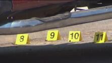 Pelea desembocó en intenso tiroteo que dejó un muerto y un herido