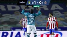 Rugido de Final… León echó a Chivas y peleará por el título