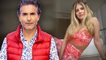Raúl Araiza considera que no es un 'sugar daddy' a pesar de que él tiene 56 años y su novia 36