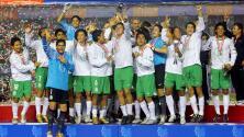 ¡Recuerdos de gloria! Jesús Ramírez revivió el título mundial que alcanzó México Sub17 hace 13 años