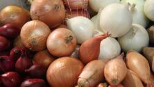 Antes de comprar cebollas, revisa la etiqueta: alertan sobre brote de salmonela vinculado a este alimento