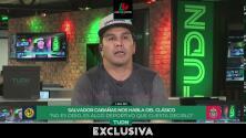 """Salvador Cabañas no odia a las Chivas: """"Es un rival más"""""""