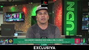 """Salvador Cabañas: """"Respeto a todos los equipos, más a Chivas"""""""