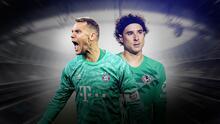 ¡Charla de grandes! Memo Ochoa y Manuel Neuer se reencontraron tras Rusia 2018