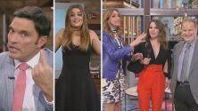 Lo Mejor del Mes, Julián Gil cerró sus redes sociales, a Clarissa se le rompió el zapato y Kate del Castillo llegó de sorpresa al estudio