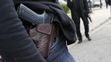 Preocupación e incertidumbre entre policías de Dallas por ley que permite el porte de armas sin licencia en Texas