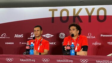 Memo Ochoa cree que la experiencia es una fortaleza del Tri Olímpico